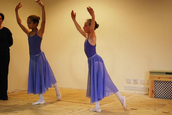 RAD Ballet Exam 2017